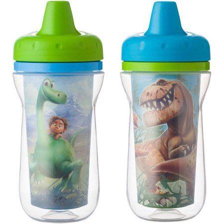 Disney Pixar The Good Dinosaurs Hardspout Sippy Cup 9 Oz 2