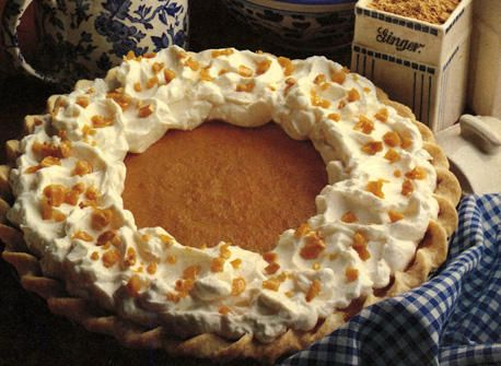 Pumpkin Pie Delite recipe   Dairy Goodness. A long time favourite at our home