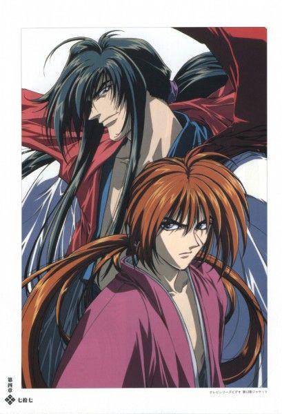 Tags: Anime, Rurouni Kenshin, Himura Kenshin, Hiko Seijuro