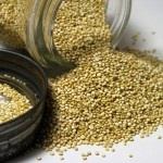 Quinoa - Cheapest find at Whole Foods $2.99/lb