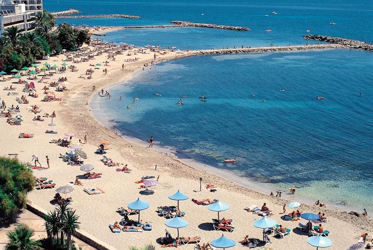 Cala Bona, Mallorca, Spain (Spania)