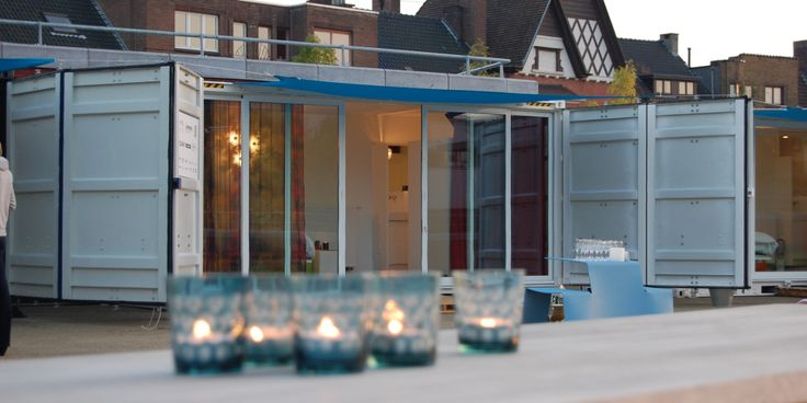 Where are you sleeping? Around town! an itinerant design hotel that offers a different, intriguing experience.