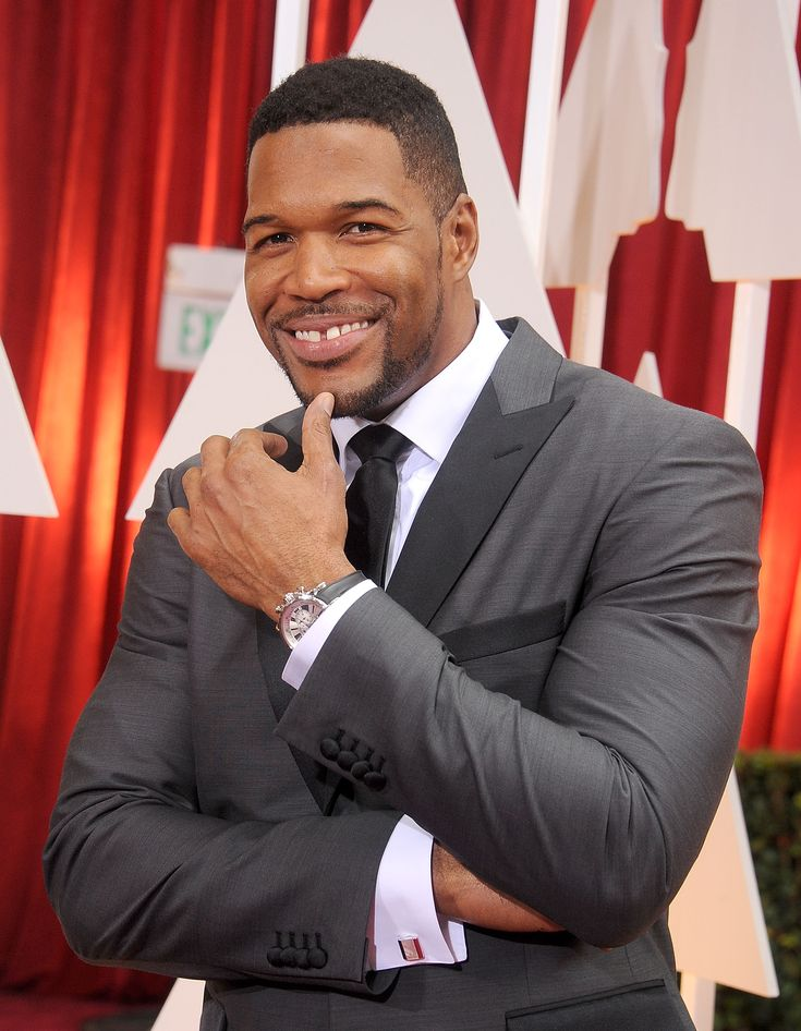 OMG!: Michael Strahan is Leaving 'Live! With Kelly and Michael'