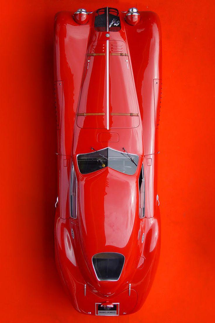 Alfa Romeo 8C 2900B Le Mans Speciale '1938 (via dieselpunk)