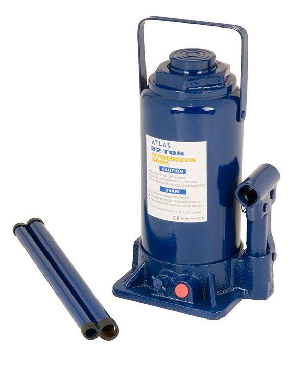 Atlas hidrolik şişe kriko profesyonel kullanım için ideal krikoldur. ATŞK 32 model hidrolik şişe kriko 32 ton kaldırma kapasitelidir. #atlas #kriko #bottlejack #hidrolik #hydraulic #lifter #car #vehicle http://www.ozkardeslermakina.com/urun/hidrolik-sise-kriko-atlas-atsk-32-ton-arac-krikosu/