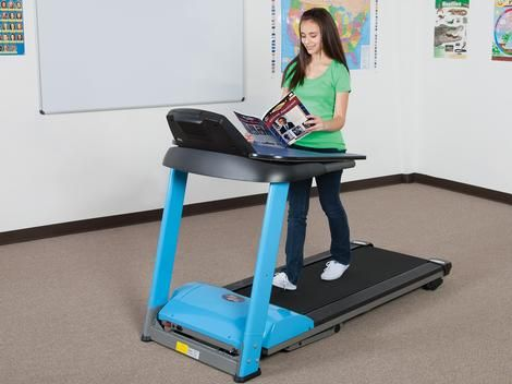 Kinesthetic Treadmill Desks Physical Activity In The