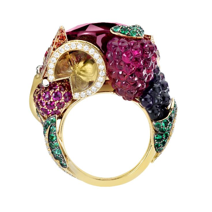 Piaget - Limelight Cocktail Rings Collection