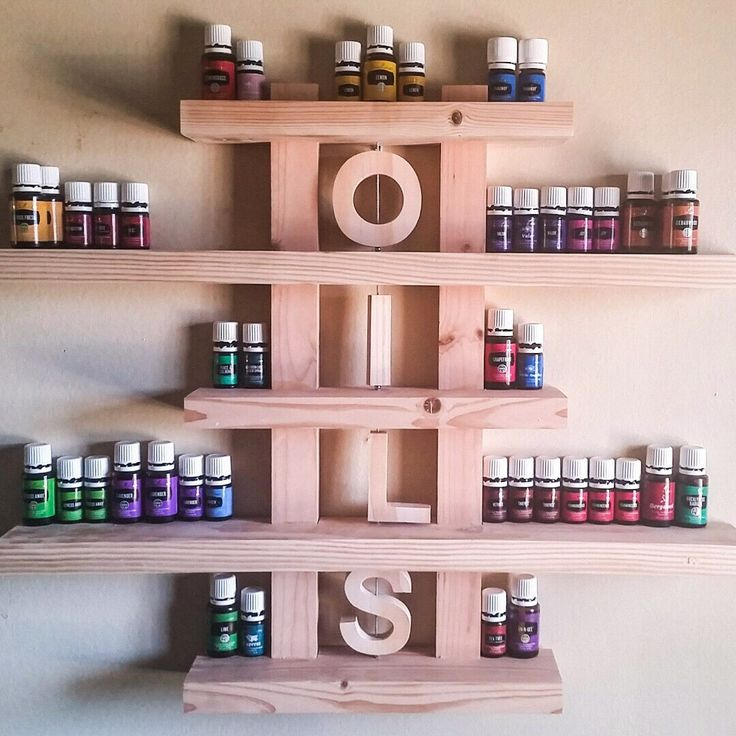 10 best Our live edge Essential Oil holders that have been sold ...