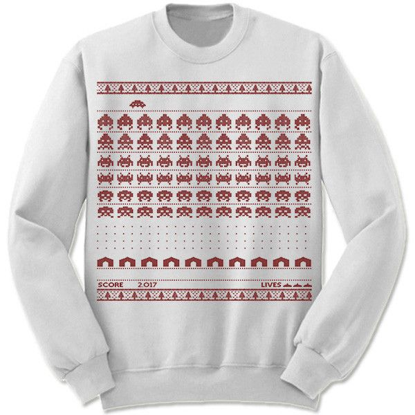 Game Ugly Christmas Sweater. Computer Game.