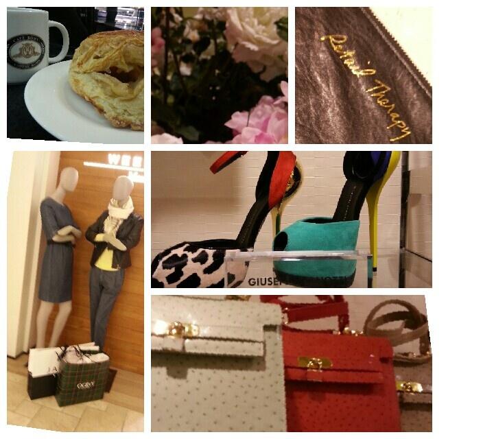 A fun day shopping!!!