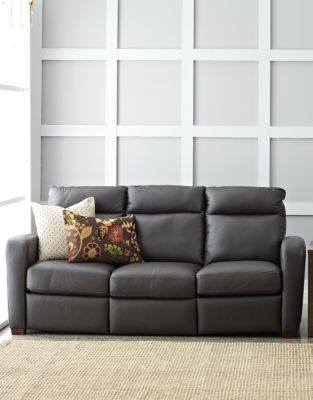 Leather Sectional Sofa Dakota Motion Reclining Sofa Overstock Shopping Great Deals on Sofas u Loveseats