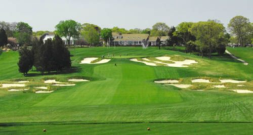 Bethpage State Park--Play Golf on one of their 5 Courses... Blue, Green, Black, Red or Yellow