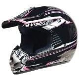 BILT Women's Clutch Off-Road Motorcycle Helmet - MD, Black/Pink - #clutches #popularclutches #bestclutches #wristlets -   When the going gets rough turn to the Clutch from BiLT Racing! With its injection molded polycarbonate shell and race-inspired p