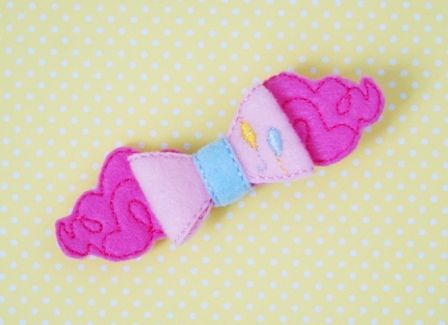 *New Item*Cutie Pony Clips on no slip clips!  *Dash, Apple, Princess, Shy, Pink, Sparkly, Silly and Rare styles available.