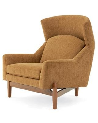Big Chair by Jens Risom