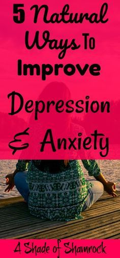 Depression and Anxiety help