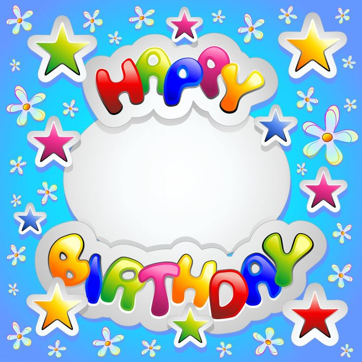 10 best Happy Birthday to You! images on Pinterest Art birthday - birthday card templates free