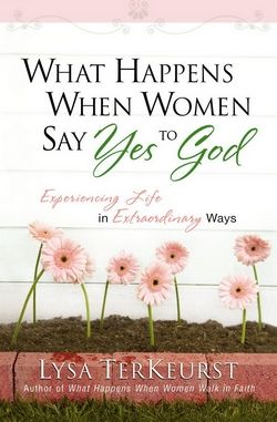 Love her books!  The Best Yes is still a go-to reminder. Roxanne
