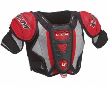 CCM U+ 08 Ice Hockey Shoulder Pads - Junior and Senior Sizes