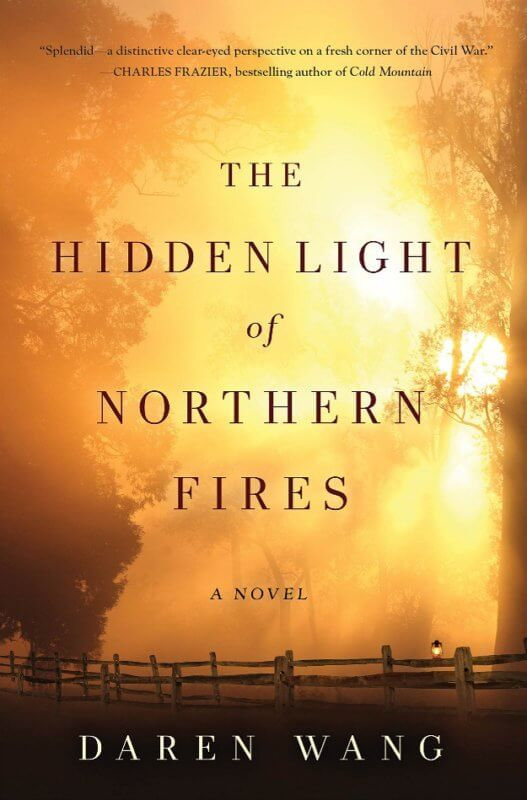 The Hidden Light of Northern Fires by Daren Wang + Author Interview [in Bloom] | BookDragon
