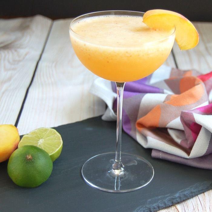 SWEET SWAPS — Frozen Peach Daiquiriby Jessica Levinson, MS,...