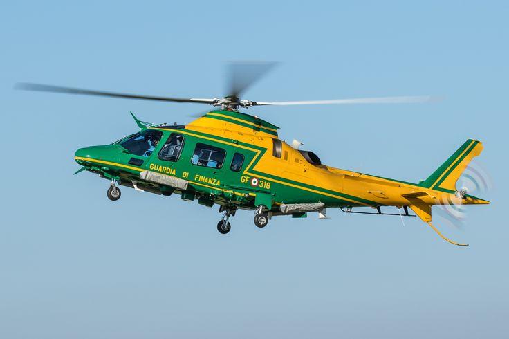https://flic.kr/p/UbLh6p | Italy - Guardia di Finanza AgustaWestland AW-109N Nexus REG: MM81707 MSN: 22539