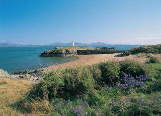 Llanddwyn - Ile d'Anglesey, au Nord du Pays de Galles