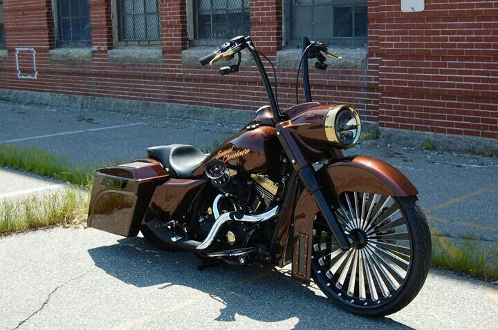 Can't let this one go un-pinned. My favorite color-BROWN! Beautiful!