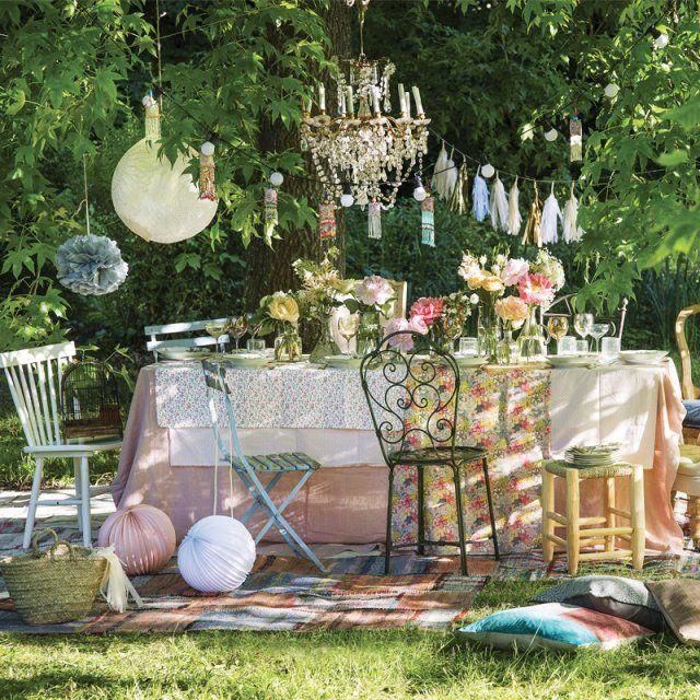 Toutes nos idées pour organiser un mariage bohème - Marie-Claire Idées