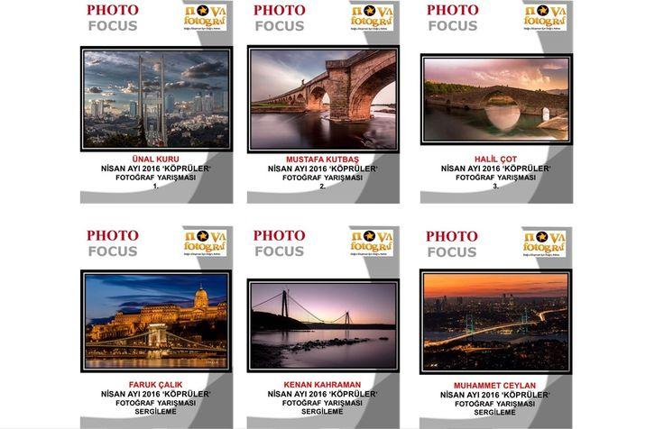 2016 Nisan Ayı Fotoğraf Yarışması Sonuçları