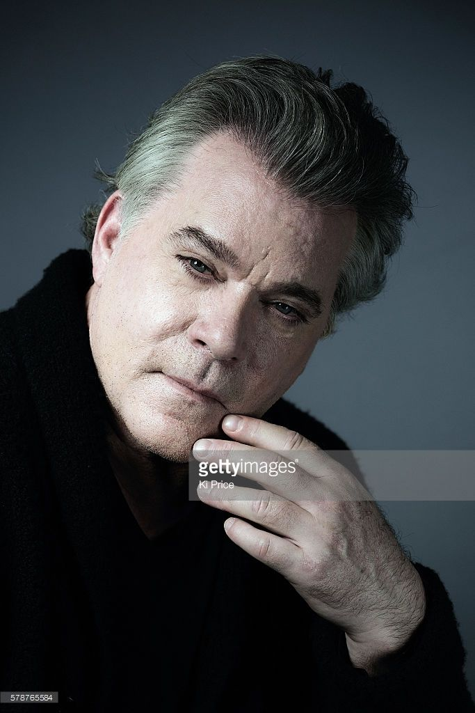 Actor Ray Liotta is photographed for the Times on June 1, 2016 in London…