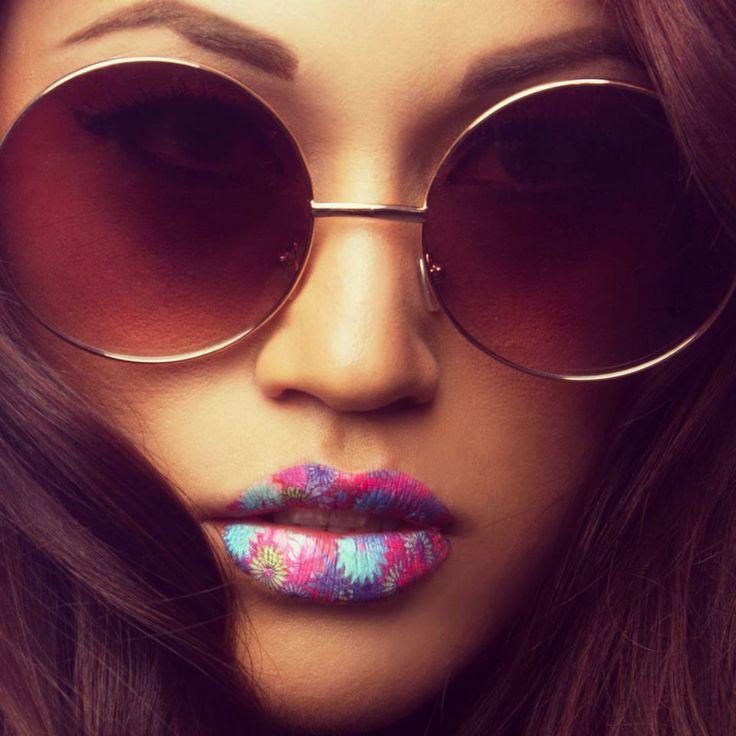 Best lip tattoo designs our top 15 hippie makeup lip
