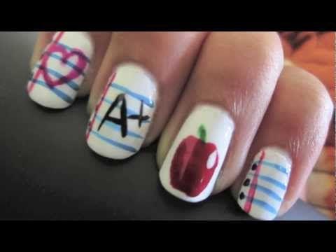 School nails