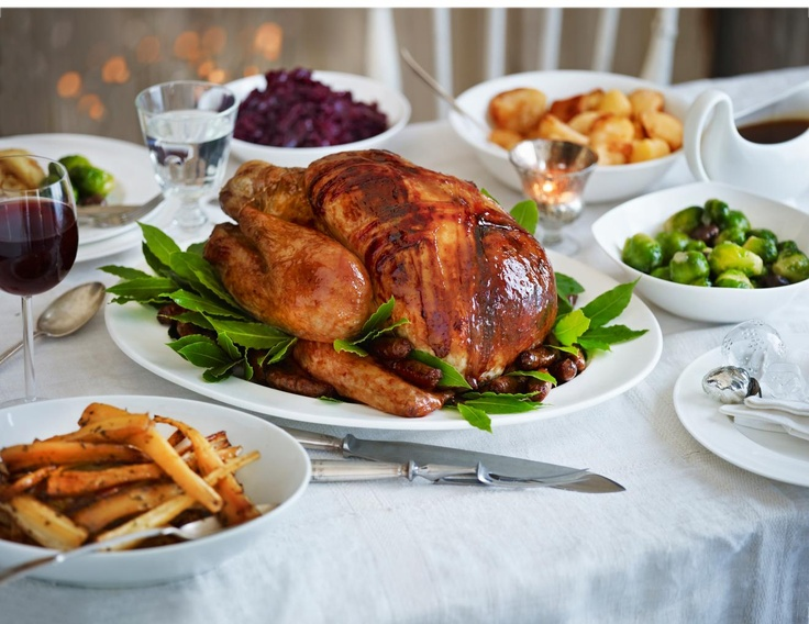22 best luxury food photography xmas images on pinterest for Best things to have for thanksgiving dinner