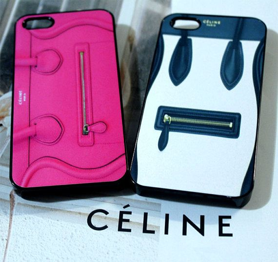 2 Celine bag cases cover iphone4/4s iphone5 Samsung by CaseShoppe, $29.99