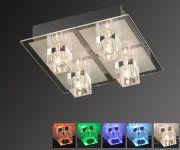 Ein Angebot von Roller LED-Deckenleuchte OKI - Farbwechsel FernbedienungIhr Quickberater