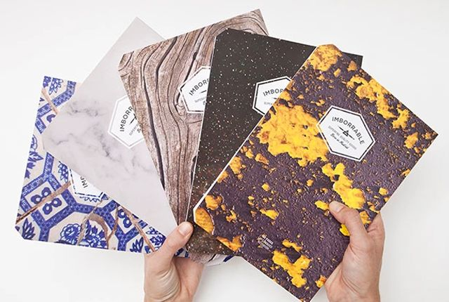 Beautiful Notebooks Made Just for Left-Handed Writers