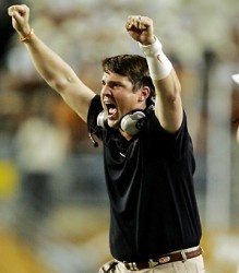 Where does he rank? Will Muschamp, Florida. Can Florida regain the glory this year? 2013- Year of the Gator.