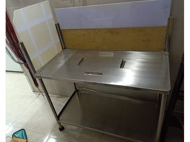 Butcher Counter Stainless Steel In 2020 Steel Butcher Stainless Steel