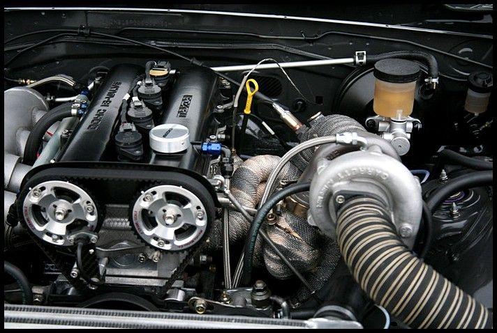 MX5 NB Engine Bay - *TURBO*
