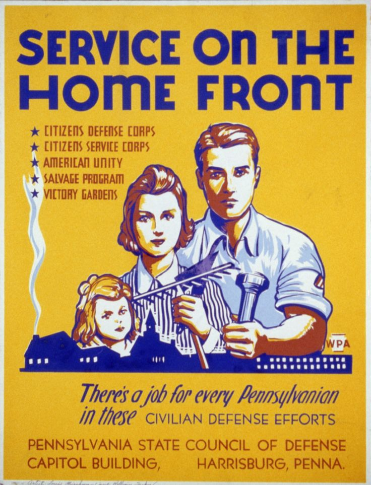 On the Homefront
