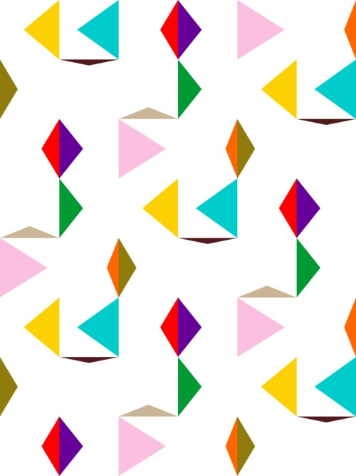 Sent From The Ipad App Geometric Geometric Is A Pattern