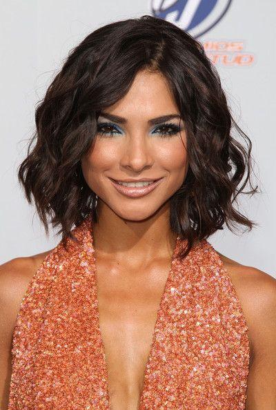 Alejandra Espinoza.  Loving the hair