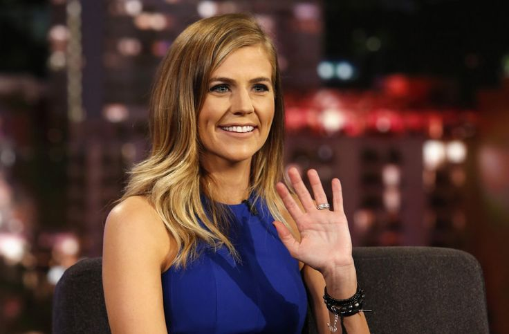 ESPN's Samantha Ponder calls out 'vulgar' and 'sexist' comments about her pregnant body on Twitter