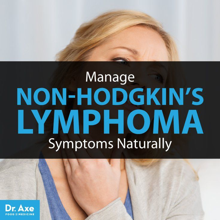 Manage Non-Hodgkins Lymphoma SymptomsNaturally