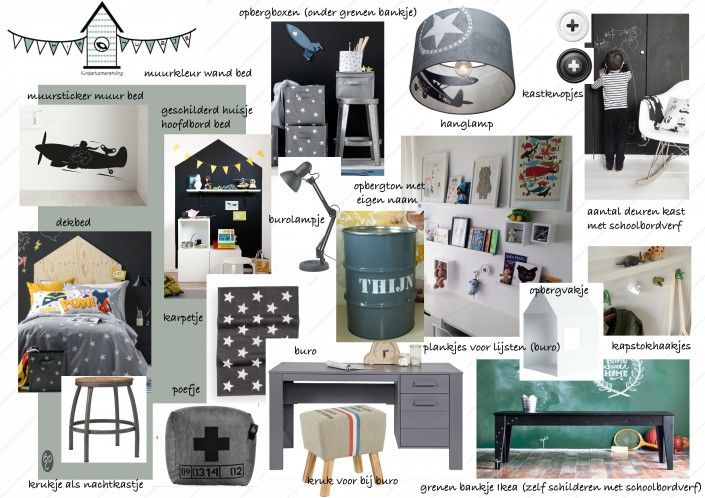 Meer dan 1000 idee n over blauwe jongens kamers op pinterest jongenskamers jongenskamers en - Jongens kamer decoratie ideeen ...