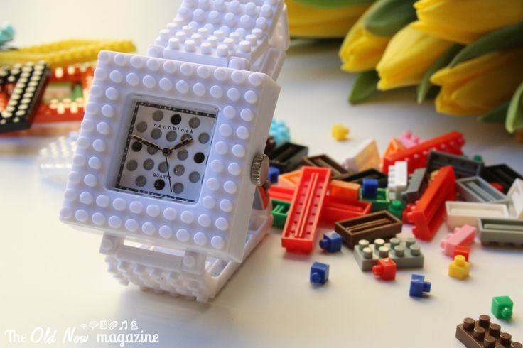 #Nanoblock on The Old Now magazine. Thanks to Laura Renieri and her editorial team. http://www.theoldnow.it/nanoblock-lorologio-personalizzabile-360.html