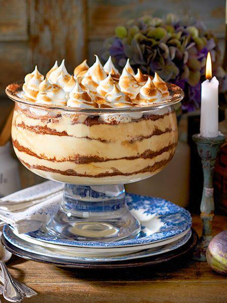 #pudding ist das #Dessert Nr. 1! Diesen leckeren Karamellpudding musst du probieren!