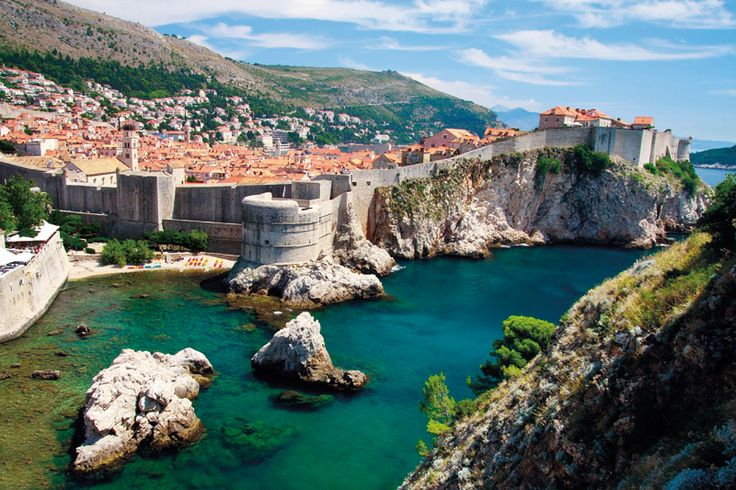Dubrovnik, Zagreb, Croatia.