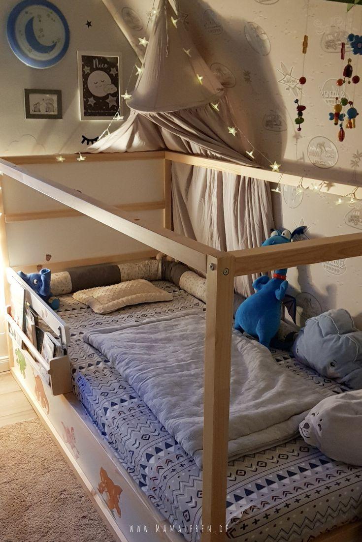 Wissenswertes über das Kinderbett KURA von Ikea inkl. Hack